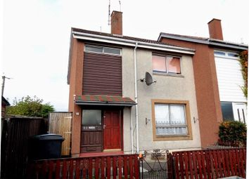 Thumbnail 2 bed end terrace house for sale in Tarvit Terrace, Springfield, Cupar