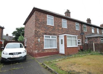 Thumbnail 3 bed end terrace house for sale in Cedar Avenue, Widnes, Cheshire