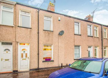 Thumbnail 2 bed terraced house for sale in Loftus Street, Canton, Cardiff