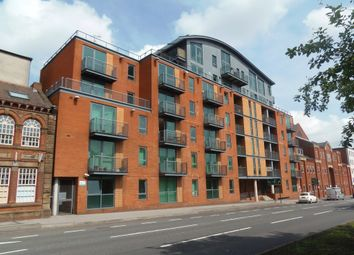 Thumbnail 1 bed flat to rent in Jet Centro, 79 St Marys Road, Sheffield City Centre