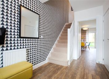Thumbnail 3 bed terraced house for sale in Toye Avenue, Whetstone, London