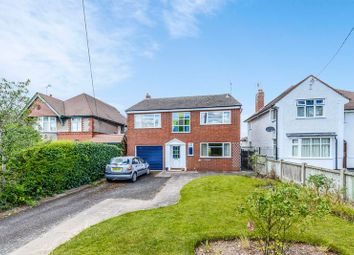 Thumbnail 3 bed detached house for sale in Threeways, Coppenhall, Stafford