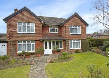 Thumbnail 5 bed detached house for sale in Chiltern Road, South Sutton, Surrey