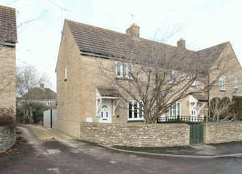 Thumbnail 2 bedroom terraced house for sale in Morgans Terrace, South Cerney, Gloucestershire.