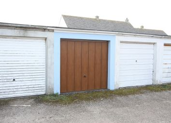 Thumbnail Parking/garage for sale in Garage, Pendragon Crescent, Newquay