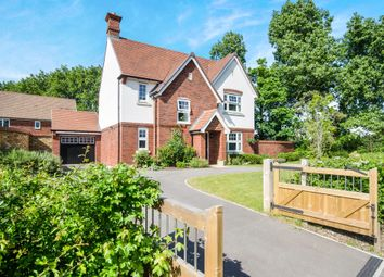 Thumbnail 4 bed detached house for sale in Worgret Road, Wareham