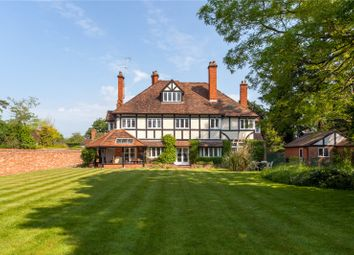 Thumbnail 7 bed detached house for sale in Station Road, Shiplake, Oxfordshire