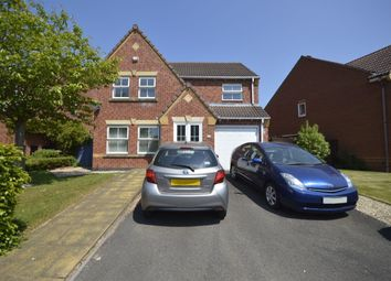 Thumbnail 4 bed detached house for sale in Arundel Close, Randlay, Telford