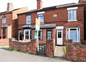 Thumbnail 2 bed terraced house for sale in Ashby Road, Donisthorpe