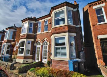 Thumbnail 4 bed semi-detached house for sale in Lady Bay Road, West Bridgford
