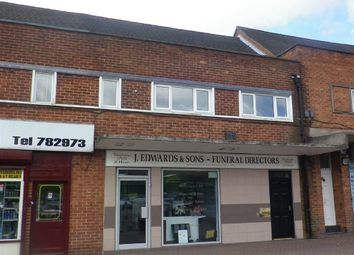 Thumbnail Office to let in King Street, Kidsgrove, Staffordshire