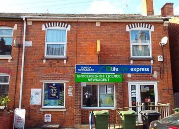 Thumbnail 4 bed end terrace house for sale in Gillam Street, Worcester, Worcestershire, Uk