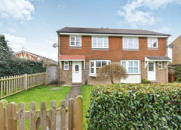 Thumbnail 3 bed semi-detached house for sale in Yeoman Gardens, Paddock Wood, Tonbridge