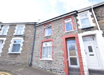 Thumbnail 2 bed terraced house for sale in Francis Street, Bargoed