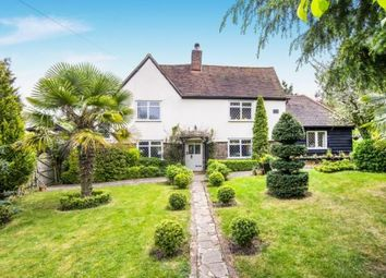 Thumbnail 3 bed detached house for sale in Epping, Essex