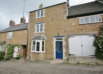Thumbnail 2 bed cottage for sale in Bridge Hill, Hook Norton, Banbury