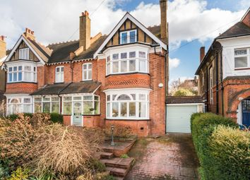 Thumbnail 6 bed semi-detached house for sale in Heathhurst Road, Sanderstead, South Croydon