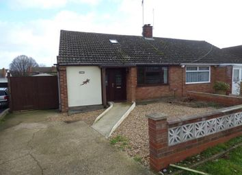 Thumbnail 3 bed semi-detached house for sale in Woodhill Road, Duston, Northampton, Northamptonshire