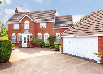 4 bed detached house for sale in Sworder Close, Luton LU3