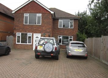Thumbnail 4 bed detached house for sale in Straight Road, Old Windsor, Windsor