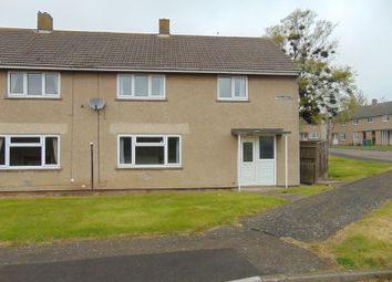 Thumbnail 4 bed terraced house to rent in Park Road, Longhouton, Alnwick