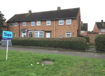 3 bed semi-detached house for sale in Dominion Road, Leicester LE3