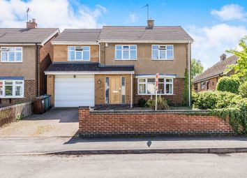 Thumbnail 4 bed detached house for sale in Wide Street, Hathern, Loughborough