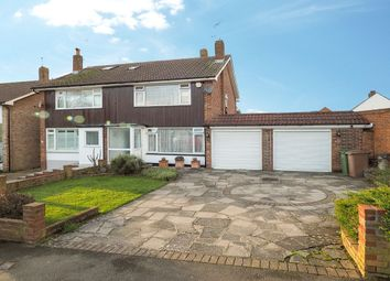 Thumbnail 3 bed semi-detached house for sale in Grennell Road, Sutton