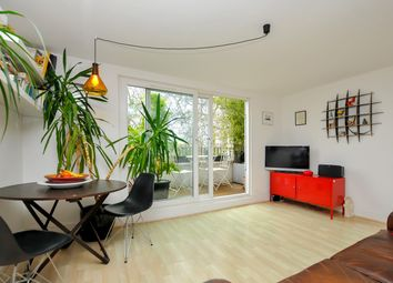 Thumbnail 1 bed flat for sale in Cazenove Road, London