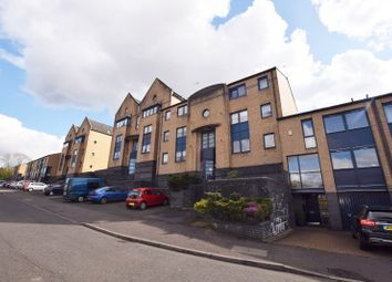 Thumbnail 2 bedroom flat for sale in 3 Hillside Park Hardgate, Clydebank
