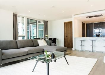 Thumbnail 3 bed property to rent in Pinnacle House, Battersea Reach, Battersea, London