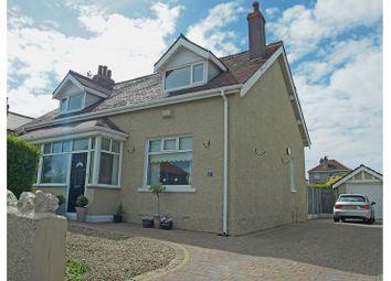 Thumbnail 4 bed detached house for sale in Longlands Crescent, Heysham, Morecambe