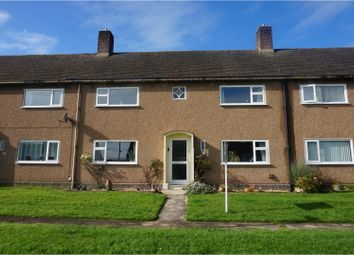 Thumbnail 3 bed terraced house for sale in Maes Glas, Colwyn Bay