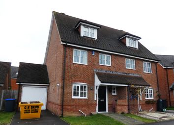 Thumbnail 3 bed property to rent in Butterfield Drive, Amesbury, Salisbury