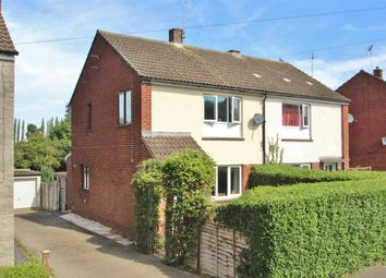 Thumbnail 3 bed semi-detached house for sale in Grenville Road, Buckingham