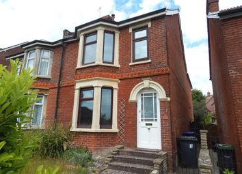 Thumbnail 3 bedroom semi-detached house to rent in Coombe Road, Salisbury, Wiltshire
