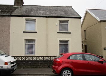Thumbnail 3 bed semi-detached house for sale in Depot Road, Cwmavon, Port Talbot, .