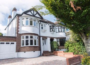 Thumbnail 3 bed semi-detached house for sale in Lake Rise, Gidea Park, Romford