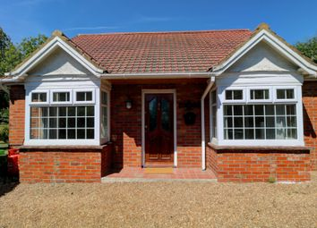 Thumbnail 3 bed detached house for sale in West Flexford Lane, Wanborough, Guildford