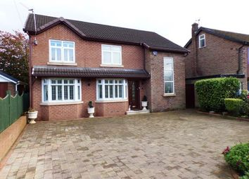 Thumbnail 4 bedroom detached house for sale in Coniston Road, High Lane, Stockport, Cheshire