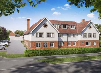 Thumbnail 2 bed flat for sale in Waterhouse Court, Norton Way South, Letchworth Garden City, Herts