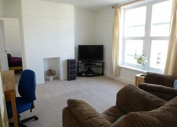 Thumbnail 1 bed flat to rent in Belle Vue, Bude, Cornwall