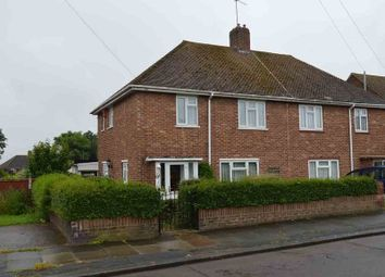 Thumbnail 3 bed semi-detached house for sale in 9 Arnhem Avenue, Aveley, South Ockendon, Essex.