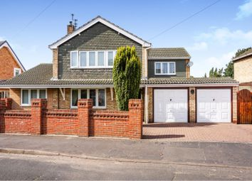 Thumbnail 4 bed detached house for sale in Marton Grove, Hatfield, Doncaster