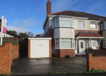 Thumbnail 3 bed semi-detached house for sale in Redland Drive, Kirk Ella, Hull