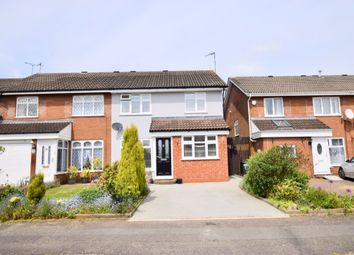 Thumbnail 3 bed semi-detached house for sale in Foreland Way, Coventry