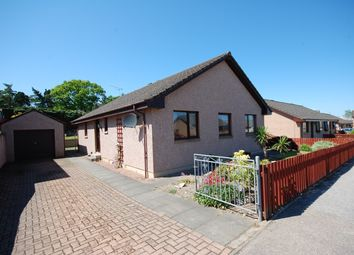 Thumbnail 3 bed detached bungalow for sale in Springfield Gardens, Elgin