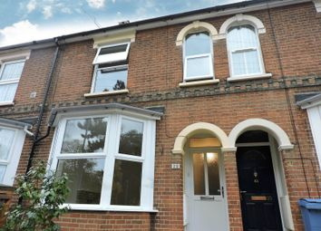 Thumbnail 2 bedroom terraced house to rent in Alderman Road, Ipswich