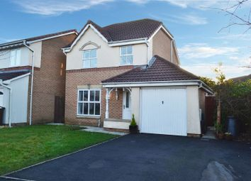 Thumbnail 3 bed detached house for sale in Bradshaw Close, Standish, Wigan
