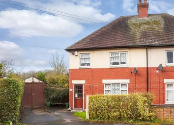 3 bed semi-detached house for sale in Jubilee Road, Congleton CW12